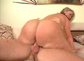 Big White Thunder Butts Scene 3